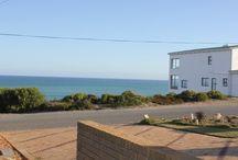 The Sun Catcher B&B / Sun Catcher B&B, located in Struisbaai, a coastal settlement in the Overberg region of South Africa's Western Cape Province.