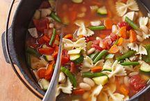 soups! / by Nicole Hays