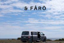 Wohnmobiltouren Schweden