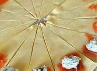croissant feuilleté au saumon