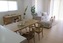 BIGJOY natural coordinate / ナラ・タモ無垢材の家具を中心としたナチュラルコーディネート実例を集めました!インテリアショップBIGJOYが手掛けたコーディネート実例です
