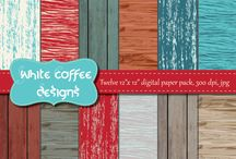 scrapbook paper / by Terry Feuling