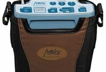 Lifechoice Activox Portable Oxygen Concentrator / The Lifechoice Activox by Inova Labs is a powerful portable oxygen concentrator that is not only one of the smallest on the market, but it has one of the longest lasting internal batteries. It also has sleep mode features to make sure you always breathe the amount of oxygen you need, especially when you need it the most