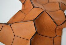 Matériaux : cuir & peau