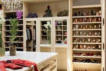 Walk in closet/closet idea