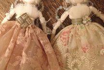 Shabby Chic Dolls