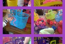 Kinderfeestjes en verjaardagen