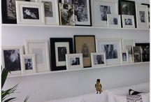 Murs de photos