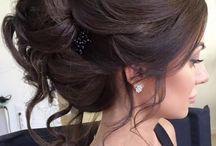 Wedding hair-stylist