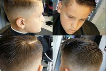 Peinados de chico