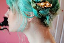 Color Me Silly / Hair color ideas and fantasies