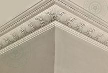 Victorian Cornice Collection / Victorian Cornice Collection featuring fine examples of architectural mouldings.