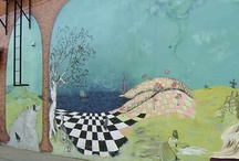 Murals / by Apple Tree