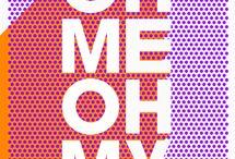 Билборды с типографикой