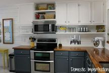 Kitchen Design / Ideas, Projects, Designs for the Kitchen