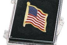 American Flag Awards / American Flag plaques, awards, pins, and gifts. Personalize your American Flag award today.