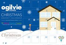 #WhatDoesChristmasMeanToYou / Ogilvie Homes Christmas advent calendar 2014