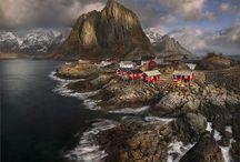 Schöne Orte auf der ganzen Welt / eine Reise wert!?