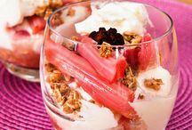 Dessert Time! / These sweet and simple treats will have everyone knocking at your door! Enjoy!