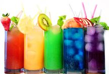 Happy Hour Drinks / Various mix drinks for your enjoyment. / by Patricia Carreker
