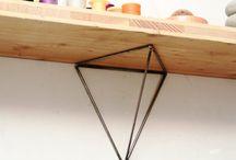 + Géométrique + / Dynamisez votre intérieur avec une déco géométrique ! Meubles, accessoires, motifs, faites place aux formes pour créer un univers graphique, ludique et pétillant.