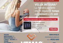Finestra per tetti Velux Integra® / Se acquisti la finestra Velux Integra dal 17 Maggio al 30 Giugno puoi avere anche la tapparella con il 30% di sconto. Approfitta adesso della promozione