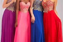 Promdress / Azaria provides a large collection of #promdresses 2017 for your choice. Join us and pick the very one for your own prom! Choose your style: #longdress #pluzsizedress #shortdress #printeddress #twopiece #dresspants  www.azariabridal.com