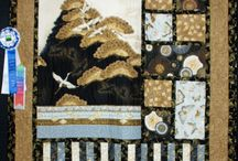 "Winners! 2015 Boise Basin Quilters' Quilt Show ""Bloom & Sew"""