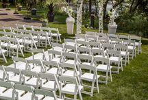 Cérémonies de mariage   Wedding ceremonies / Chaque cérémonie est unique. Choisissez le lieu de cérémonie de votre préférence, sélectionnez la décoration à votre image, profitez d'un moment sublime avec vos invités