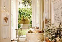 Christmas Cream Cottage
