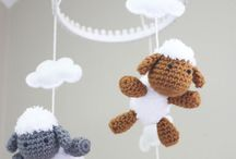 Móviles de crochet