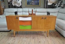 Mid Century Furniture Finds / by Freckles and Ginger