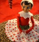 MISC:  elf on shelf