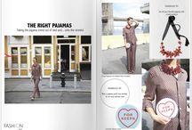 Fashion IQ Collages