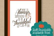 Holiday/Special Occasions/Party Printables / by jennifer