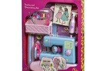 Minifee (MNF)-Ellowyne Wilde-American Girl style dolls / by Deborah Steinmetz