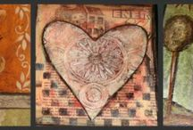 Art / Creativity - Diane Salter / by Marti is YarleysGirl
