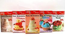 Pasta di Zucchero / Paste Modellabili per Torta: pasta di zucchero, cioccolato plastico e ghiaccia reale: gli ingredienti principali su cui si basa il cake design