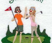 Golf / by Jennifer Jones-Miller