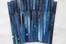 oc || she's turning blue / kiri yukimura • water manipulator
