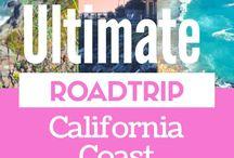 SF-SD road trip