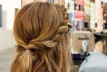 Szalagavató haj