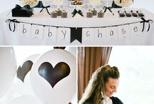 Gann Baby Shower / Lotsa ideas!