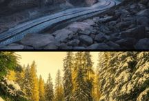 Winter Travel and Winter Activities / All about winter - skiing, ski resorts, winter road trips, outdoor activities