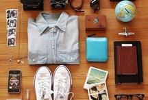 Travel item capture