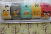 Deco swiss roll