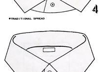 cuellos camisa hombre