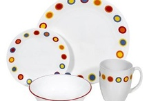 Corning, Pyrex, Corelle Love.  / by Danica Henry