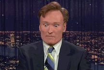 Conan O'Brien / by Neal Lynch