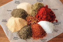 Seasoning Mixes